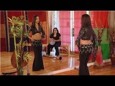 Belly Dancing Moves: How to Do the Egyptian Twist Move ( eHow )