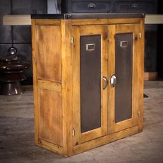 Deco Design, Info, Toulouse, Lockers, Locker Storage, Cabinet, Metal, Furniture, Home Decor