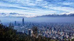 Una ciudad importante en chile es Santiago.