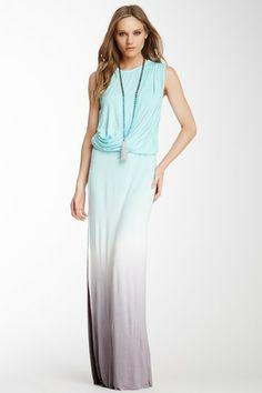 Lina Maxi Dress by Young Fabulous & Broke on @HauteLook