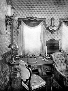 Imperial Train of the Romanovs.