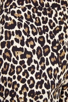 Image 7 of leopard print shorts from zara fabric pattern в 2 Leopard Print Tattoos, Leopard Print Outfits, Leopard Print Shorts, Leopard Prints, Animal Prints, Leopard Print Fabric, Cheetah Print Background, Leopard Print Wallpaper, Watercolor Background