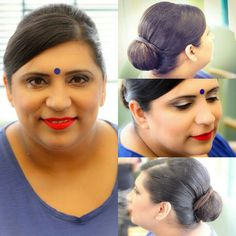 Hairstyle by Renu Sharma & Makeup by Kelly Cohan  #Kikisbodycare #Hair #Makeup Www.Kikisbodycare. com