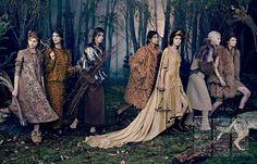 Vogue Japan October 2014   Bruna Rosa, Dasha Gold + More by Emma Summerton [Editorial]