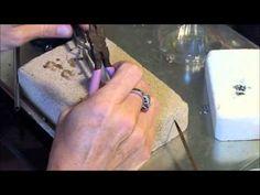 Broken China Jewelry Workshop - YouTube