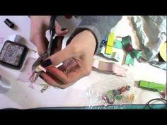 Tutorial Fiocchi di carta (Packaging/Scrapbooking/Cardmaking) - Paper Bow