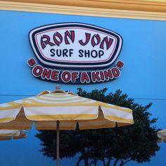 Ron Jon Surf Shop, Cocoa Beach, FL