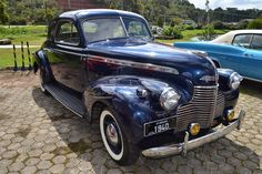 Chevrolet Special Deluxe 1940 - cargarge.com.br