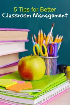 Classroom Management Tips from a Tiger Teacher