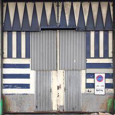 Door, Paris.