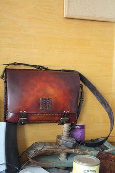 leather bag romania