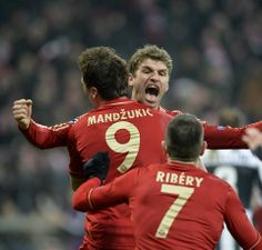 Our Road to Wembley 2013 #ChampionsLeague #FCB #MiaSanMia #CL