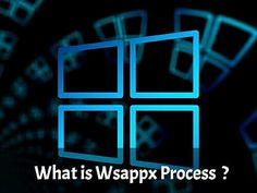 What Is WSAPPX? How to Fix High Disk Usage Desktop Windows, Windows Wallpaper, Memory Management, Virtual Memory, Using Windows 10, Windows Versions, Windows System, Operating System, Computers