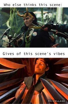 Funny Marvel Memes, Dc Memes, Avengers Memes, Marvel Jokes, Funny Memes, Marvel Fan, Marvel Avengers, Marvel Comics, Tom Hiddleston