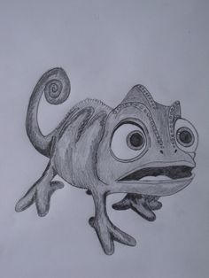 pascal from tangled.