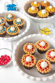 How to Make Pie Cupcakes That Look Real | The Bearfoot Baker