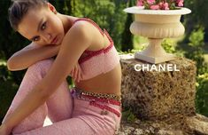 """@art8amby's Instagram photo: """"#LilyRoseDepp stars in the #Cruise2020 #adcampaign images of #Chanel, photographed by #KarimSadli #art8amby #art8ambygram #art8ambynews…"""" Fashion News, High Fashion, Chanel Fashion Show, Lily Rose Depp, Chanel Cruise, Young Actors, Chanel Official Website, Ready To Wear, Haute Couture"""