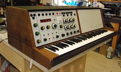 EMS 256 Sequencer #Synth