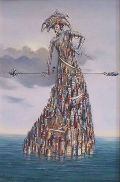 Aventuras surrealistas en un mundo mágico