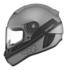 Aerodynamic perfection meets ergonomic excellence in the Schuberth SR2 Helmet. Racing, as with any extreme sport, is more mental than physical - mind over ma...