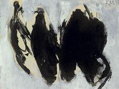Robert Motherwell / Untitled