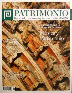 PATRIMONIO : Revista de Patrimonio y turismo cultural. + info: http://www.fundacionpatrimoniocyl.es/revact.asp?id=42