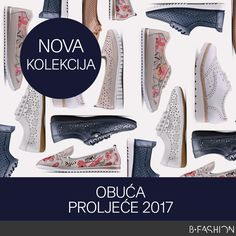 NOVA KOLEKCIJA OBUĆA PROLJEĆE 2017! KUPUJTE SADA: 🌸 https://hr.bfashion.com/spring-shoes 🌸
