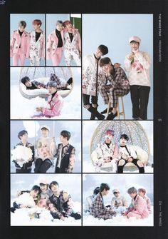 방탄소년단 2017 BTS LIVE TRILOGY EPISODE Ⅲ THE WING TOUR MD PROGRAM BOOK Chapter 04 - THE WINGS 스캔 : 네이버 블로그