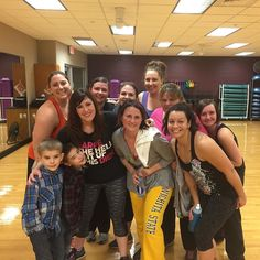 We're #ZumbaHappy for #nationalhugday