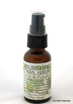 Nourishing Facial Serum for normal to by rainwaterbotanicals