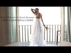 **This wedding weekend is EVERYTHING!!** Erica Pelosini & Louis Leeman Get Married - The Coveteur