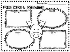 "FREEBIES in the PREVIEW!!! Reindeer Mini Unit for 1st-2nd grade! Informational (non-fiction) Writing unit. This is filled with FUN ""simple research"" activities for young learners! Great for 1st and 2nd graders!!!"