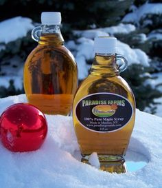 Try some of Paradise Farms prize winning maple syrup, and you'll think that you've found Paradise.
