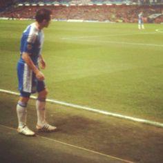 Chelsea vs Benfica, Champions League Quarter Final at Stamford Bridge. Frank Lampard @ChelseaFC