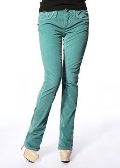 Stitch's Women's Straight Jeans Lightweight Corduroy Denim Pants Green 24 Stitch's http://www.amazon.com/dp/B00H2BJFS8/ref=cm_sw_r_pi_dp_VcETtb0KWX07M2DW