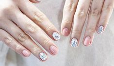 Diamond Nails Are Going to Be a Girl's Best Friend in 2017