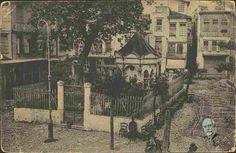 Pavillon à la Place de Splantzia de la Canée Ταχυδρομική κάρτα