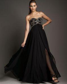 top 10 evening gown designers | Halter Floor-length Evening Dress ...