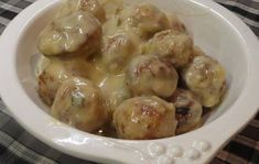 French Onion Meatballs – Home | delicious recipes to cook with family and friends.