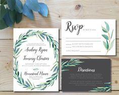 Im a wedding planner and graphic designer specialized in wedding paper goods. I hope we can work together to create your dream wedding Watercolor Wedding Invitations, Printable Wedding Invitations, Wedding Invitation Sets, Wedding Stationery, Invitation Cards, Wedding Save The Dates, Our Wedding, Wedding Ideas, Wedding 2017