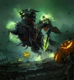The next rare mount I need! The headless horseman's