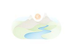 Mountain by Yoga Perdana