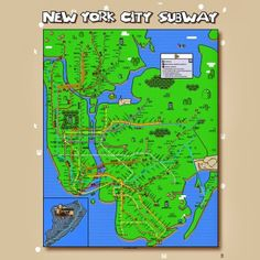 SUPER MARIOS NEW YORK CITY SUBWAY SYSTEM