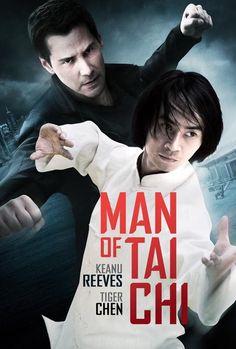 Man of Tai Chi (2013) - Tiger Hu Chen and Keanu Reeves