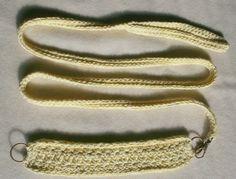 Cotton DOG Collar Pet collar with matching leash  by BubaDog