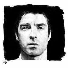 Liam Gallagher Oasis, Noel Gallagher, Music Icon, Music Tv, Iconic Movies, The Beatles, Alka Seltzer, Icons, Rock