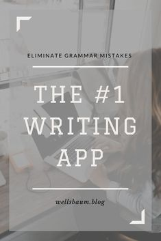 Better yet, throw the first draft onto different apps like WordPress, Byword, or iAWriter and then process it for grammar through the Hemingway App or my favorite writing assistant, Grammarly. Read on for more: wbaum.blog/writingTIPS grammarly app, grammarly review, grammarly, writing tips, writing prompts, proofreading jobs from home, proofreading practice
