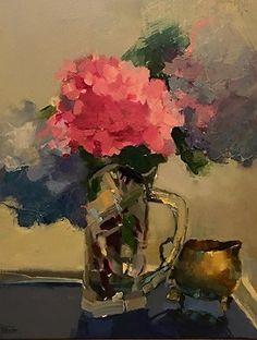 Softly Awaking by Ann Watcher Oil ~ 20 x 16