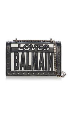Balmain Resort 2018 Collection Photos (Love Balmain Flap Bag)