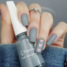 – Stefanie Hummel – – Beauty – Make UP - Nagellack Ideen Nail Polish Trends, Nail Polish Colors, Nail Paint Shades, Joy Nails, Beauty Make-up, Healthy Nails, Beautiful Nail Designs, Nagel Gel, Nail Manicure